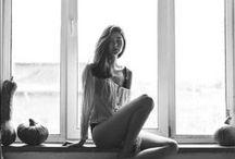 Moodboard window light