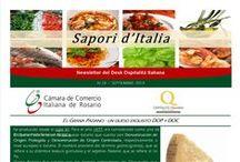 Sapori d'Italia 2015 / Newsletter Sapori d'Italia - Ospitalità italiana