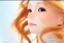 doll・miniature / 人形・ミニチュア・食玩etc。球体関節人形(BJD)多数。 / by akuru とかいう人。