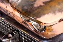 Copper - koper / Materiaal