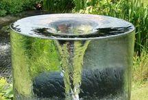 Water features - waterelementen