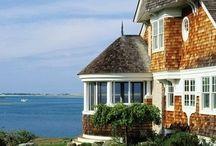 Beautiful Homes - Cottage/Lake House