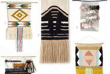 Weavings & Macrames