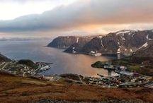 Nordkapp Honningsvåg Magerøya