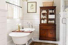 Bathrooms, Vanities, and Laundry Rooms