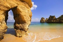 Algarve beaches / The most beautiful beaches in Europe
