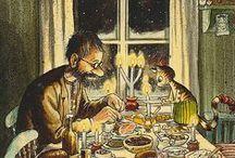 Gubben og katten, Pettson och Findus