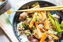 Japanese & Korean Cooking / Japanese & Korean Recipes