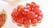 Macarons / A collection of beautiful macarons.