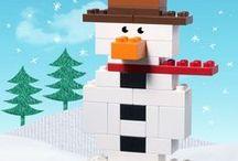 Lego / Lego, Kinder, DIY, Kids, Lego Figures, Creating, nestling.org