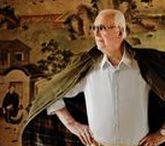 Юбер де Живанши интерьеры / At Home With Hubert de Givenchy / 10 марта 2018 года мир моды лишился своего гения - в возрасте 92 лет скончался Юбер де Живанши.  После окончания карьеры в fashion индустрии господин Живанши посвятил все свое время себе и своим домам.