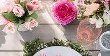 Ideas for table setting / Идеи для сервировки стола