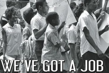 We've Got a Job: The 1963 Birmingham Children's March / In 1963, three to four thousand black children went to jail to try to stop segregation. This critically acclaimed book tells their story. May 2013 marks the 50th anniversary of the Birmingham Children's March