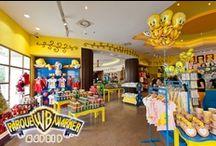 Nuestras tiendas / ¡Mira como molan nuestras tiendas!