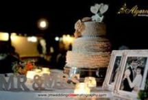 We love Wedding Cakes! / Some inspiration for wedding cakes by Algarve Wedding Planners | My Portugal Wedding | Portugal Luxury Weddings - Algarve, Lisbon, Cascais, Sintra & Madeira - info@algarveweddingplanners.com | info@myportugalwedding.com