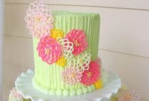 Cake deco tips and tutorials