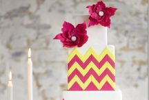 Geometric/patterned cakes