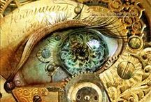 Steampunk Dreamer / Imagination changes history.