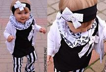 << Style for a baby girl >>