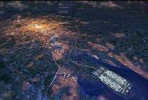 Thames Hub Airport: realtà o immaginazione? / Il Thames Hub Airport ipotizzato e presentato dallo studio di Sir Norman Foster in collaborazione con Halcrow e Volterra Partners come futuro scalo per il trasporto aereo di Londra può rappresentare un nuovo, intelligente, approccio alle infrastrutture del 3° millennio?
