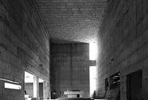 """Le Corbusier / """"L'architettura è il gioco sapiente, rigoroso e magnifico dei volumi assemblati nella luce."""" (Le Corbusier)"""