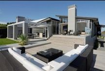 Outdoor Living / Outdoor living areas not only improve the natural flow of a house, how it feels and the way it looks, it also enhances its value. Renovating a back yard for an outdoor room, pool or patio and adding outdoor furniture can be a wise long-term investment.
