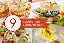 Bring an Appetizer!