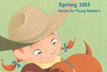 Spring 2015 / Spring is a time for picking strawberries and climbing trees, for wearing shorts and playing in puddles, and—of course—for enjoying rainy days with a stack of Peachtree titles. We're thrilled to announce our Spring 2015 list, filled with award-winning talent, mischievous cow-folk, daydreaming chickens, and migrating toads!   View our full catalog here: goo.gl/pI7pZC