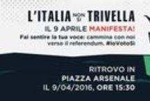 Referendum 17 Aprile 2016 #iovotosi / Eventi Manifestazioni