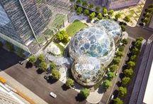 Il mondo in una Sfera / Quale solido è più perfetto di una sfera? Questa perfezione ha ispirato alcuni fra i più grandi architetti del novecento, da Renzo Piano a Fuller, da Adrien Fainsilber allo studio NBBJ.