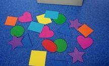 colours & shapes