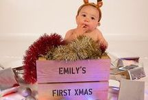 Babies in Crates / Personalised crates for kids and babies