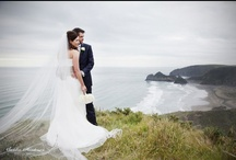 Kiwi Weddings / A collection of images showcasing New Zealand weddings, locations, and brands.