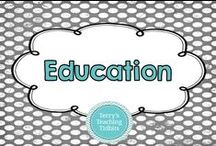 Education / This board is a collage of all of my lessons and activities that I have created for TeachersPayTeachers.  Feel free to check them out!