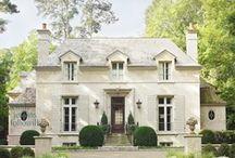 Inspiration - Architektur/Häuser