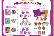 Girl Scout Juniors
