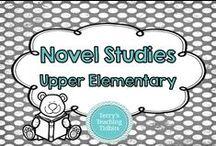 Novel Studies - Upper Elementary