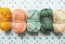 Knitting / by L' atelier d'Inès