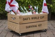 Father's Day Gift Ideas / Personalised crate gifts from Plantabox