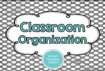 Classroom Organization / This board contains ideas for organization in my classroom.