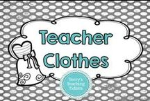 Teacher clothes / This board is for clothing/outfit ideas for school.  I love to see what other teachers are wearing around their classrooms.  Comfort, but stylish is what I like!