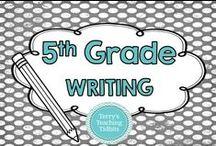 5th Grade Writing