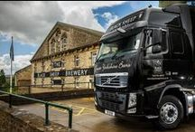 Black Sheep Brewery / Set in the heart of the Yorkshire Dales National Park, the Black Sheep Brewery is the ideal place to visit in Yorkshire.