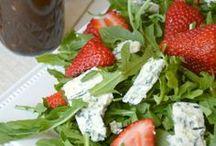 All we need is salad! / Saladas de todo tipo