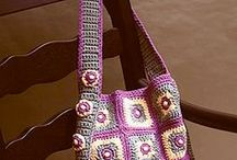 crochet bags & baskets / by elizabeth schell