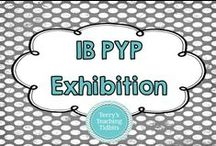 IB PYP Exhibition / This board is for pictures that illustrate the IB PYP Exhibition for 5th graders.