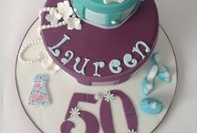 Cakes / by Lyn Carter