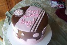 Cake: Bug's Sweet Sixteen / by Jennifer Penar