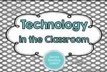 Technology in the Classroom / This board is dedicated to sharing ideas on how to use technology in the classroom