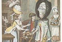Pukuhistoria / Tekstiilien ja pukeutumisen historian tunnille